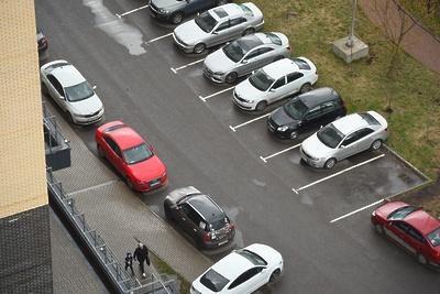 В Подмосковье до конца 2020 года появится реестр парковок общего пользования