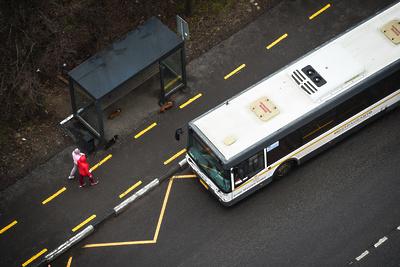 Водителей призвали к осторожности на подмосковных дорогах из‑за возросшего трафика
