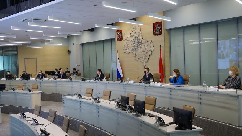 Воробьев: Все города Подмосковья должны быть готовы к вводу «масочного режима» с 12 мая