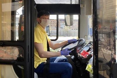 Большинство пассажиров транспорта Подмосковья надели маски в воскресенье