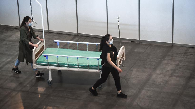 Десять новых случаев коронавируса выявили в Балашихе за сутки