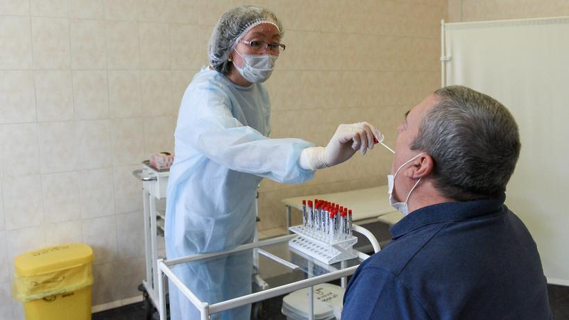 Еще 23 случая заражения коронавирусом выявили в Красногорске за сутки