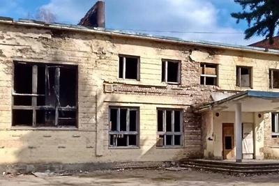 В Коломне снесли аварийное здание клуба