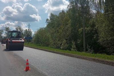 Ремонт девяти дорог продолжается в Истре