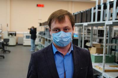 В Подольске предприятия соблюдают санитарные нормы во время пандемии COVID‑19