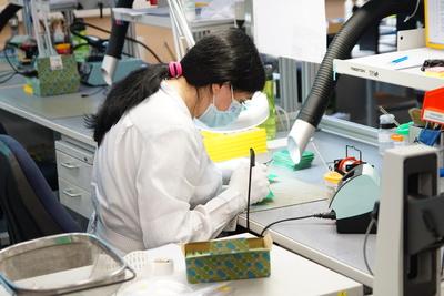 Более 15% сотрудников работающих промпредприятий Подольска протестировали на коронавирус