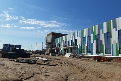Строительство второй очереди инновационно‑технологического центра «Дубна» подходит к концу