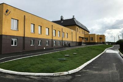 Первый этап строительства отделения судмедэкспертизы завершился в Домодедове