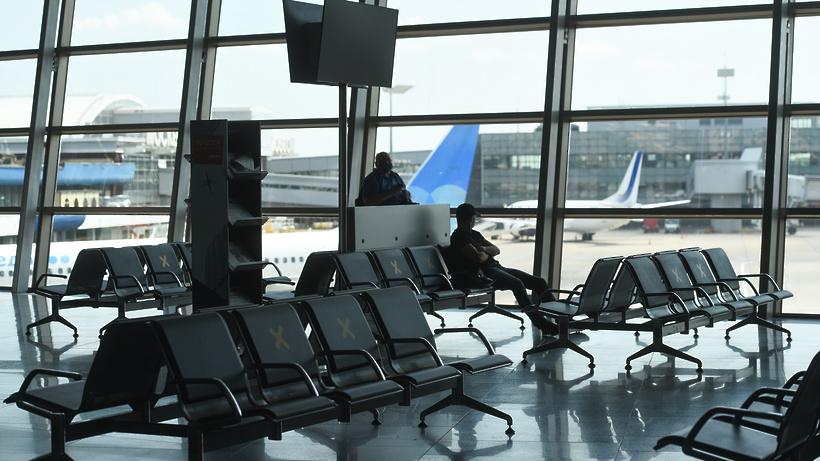 Больше 30 рейсов отменили и задержали в аэропортах Московского региона