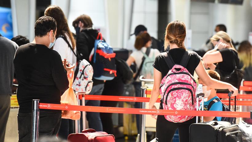 Более 30 рейсов отменены и задержаны в аэропортах Московского региона