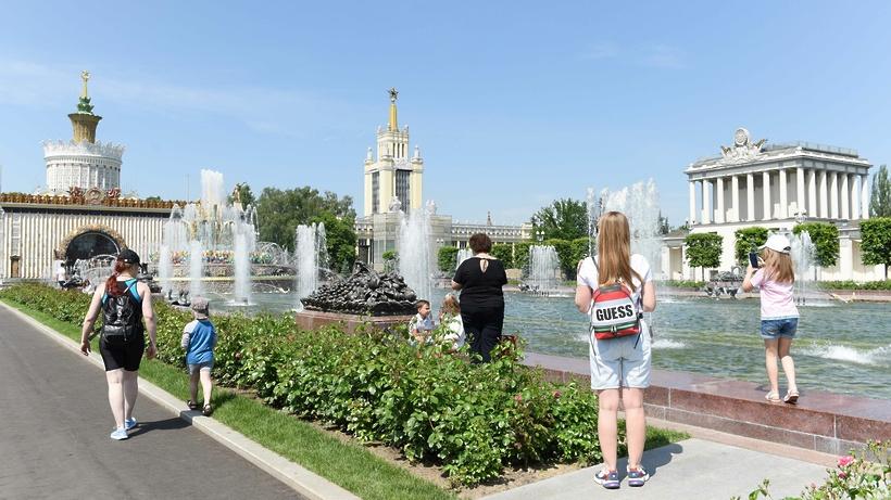 Тепло вернется в Московский регион 26 июля