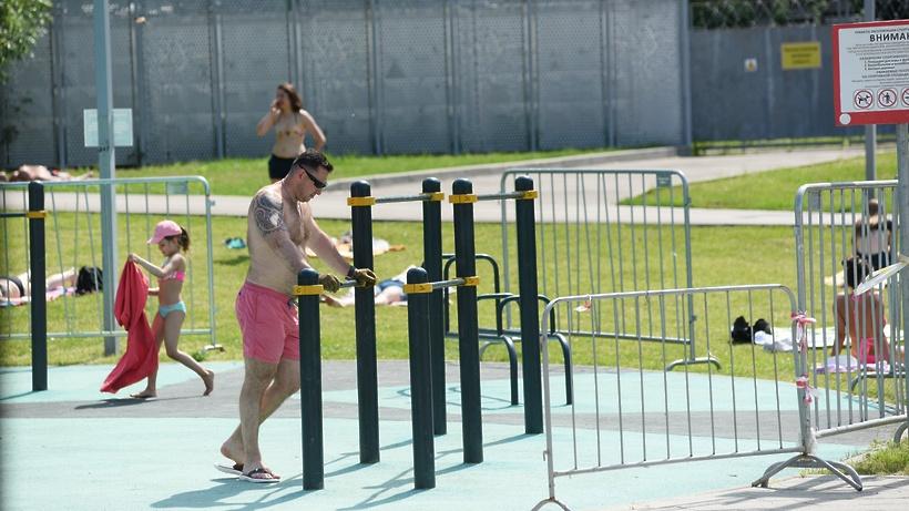 Москвичам рассказали о лучших площадках для занятия уличными видами спорта