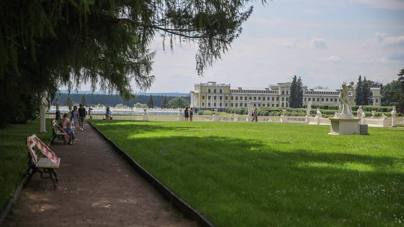 музея-усадьба Архангельское