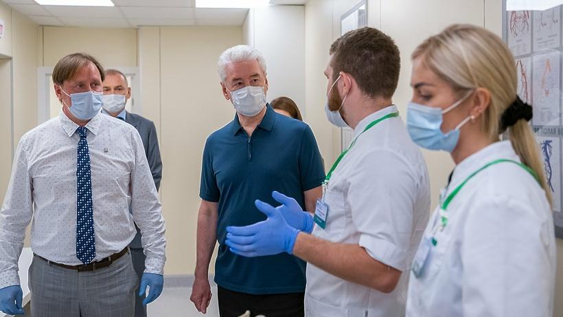 В столице открылся Московский международный онкологический центр