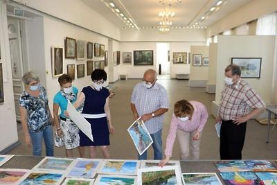 В Подмосковье подвели итоги фестиваля‑конкурса детского рисунка «Наш Крым»