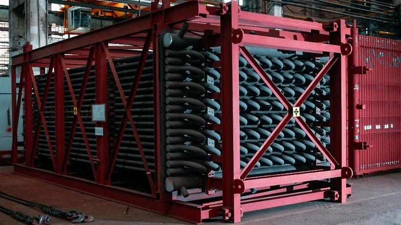 «ЗиО‑Подольск» отгрузил оборудование для завода по переработке отходов в Великобритании