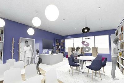 Три модельные библиотеки откроют в Подмосковье к новому учебному году