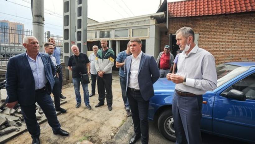 Ж/д переезд планируют построить в микрорайоне Ольгино Балашихи