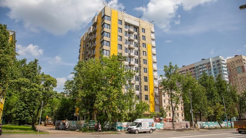 Первые 13 домов начали расселять в новой Москве по программе реновации