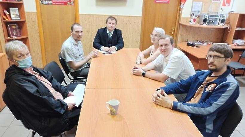 Активисты Подольска создали комитет самоуправления для помощи жителям