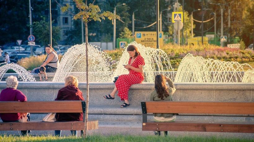 Свыше 770 тыс человек посетили парки Подмосковья за первую неделю августа