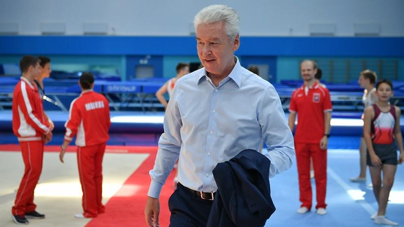 Вторая очередь спорткомплекса «Акватория «ЗИЛ» открылась в Москве