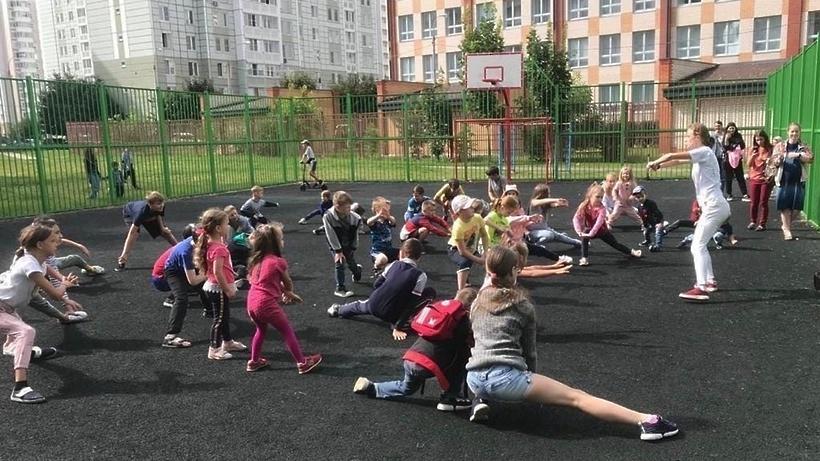 Спортивные праздники пройдут в двух микрорайонах Подольска 8 и 9 августа