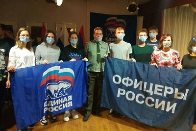 Танцевальный флешмоб и квесты провели ко Дню молодежи в Подольске