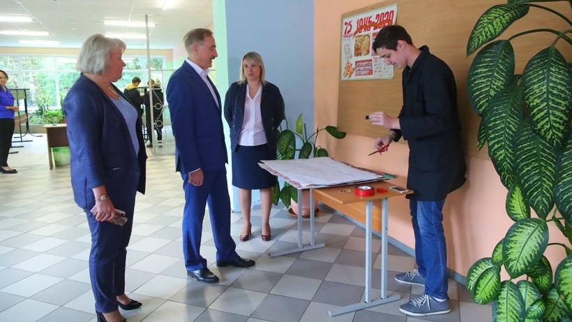 Трудовые бригады организовали в 10 школах Люберец