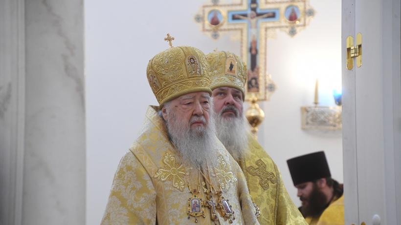 Митрополит Ювеналий отмечает в среду свой день рождения