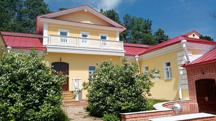 Стали известны детали реставрации усадьбы Боблово в Подмосковье