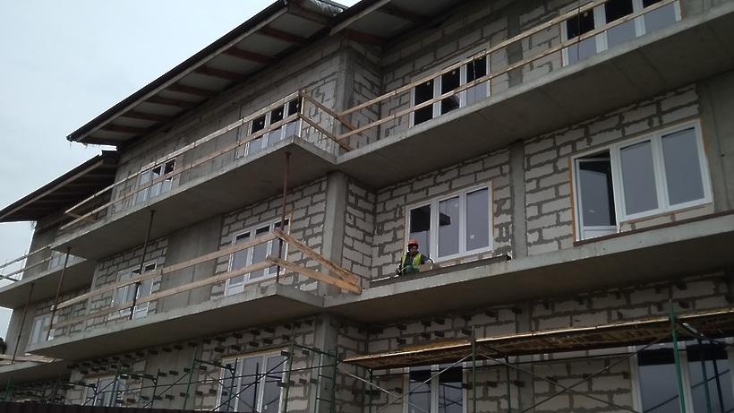 Три дома ЖК «Заречье» Люберец могут ввести в эксплуатацию до конца года