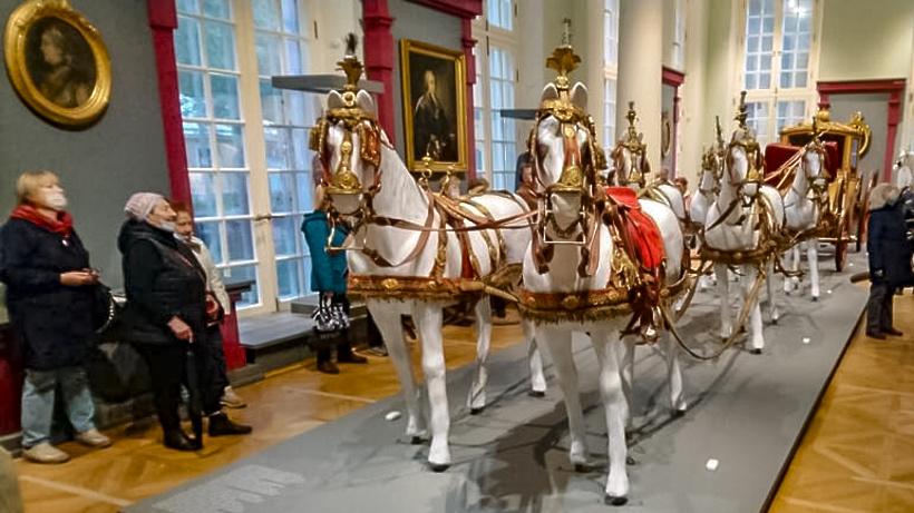 Экспозиции в музее‑усадьбе «Архангельское» закрыли до 7 ноября