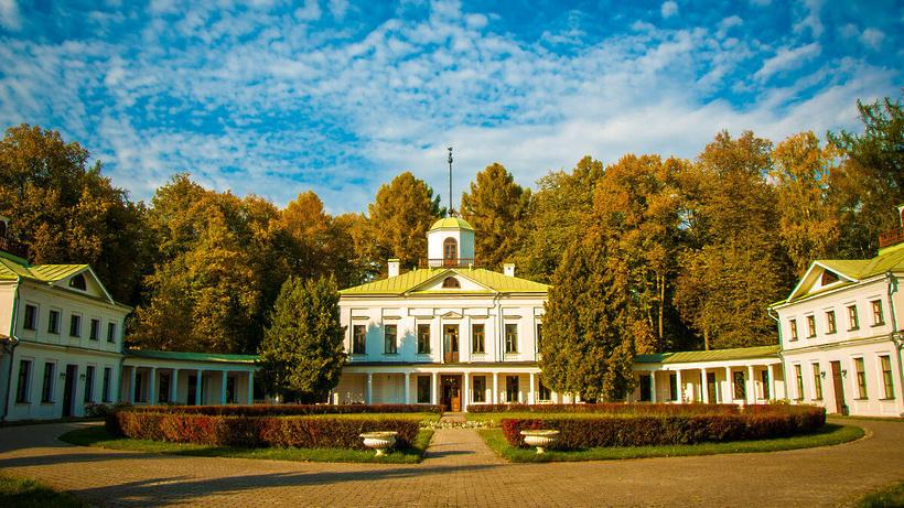 Форум владельцев исторических усадеб прошел в Подмосковье