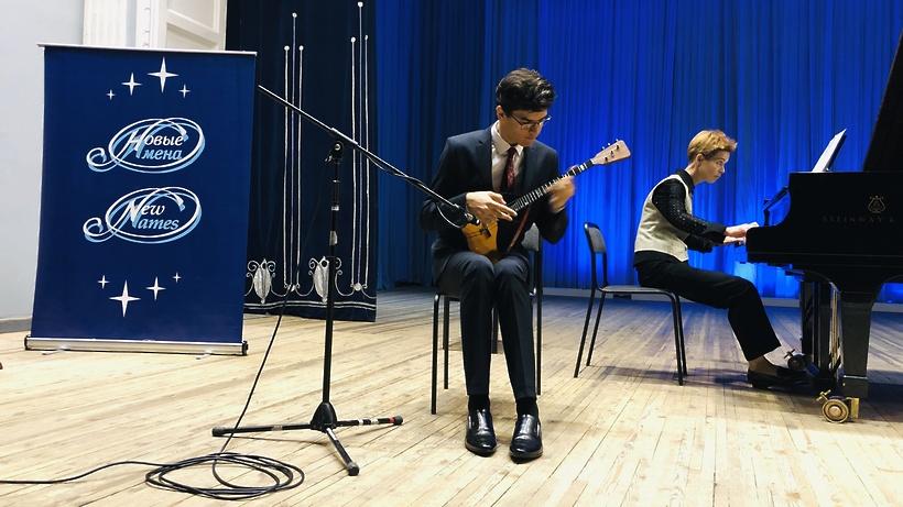 Студент музколледжа имени Скрябина примет участие в концерте серии «Дебют» в Москве