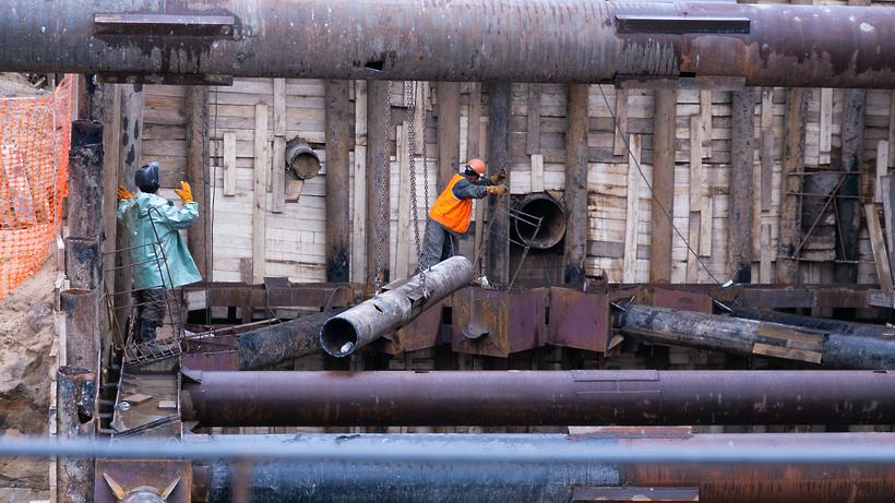 Строительство станции метро «Южный порт» могут начать в 2022 году