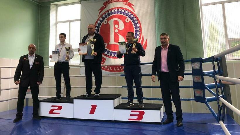 Команда Подольска заняла первое место на чемпионате по универсальному бою