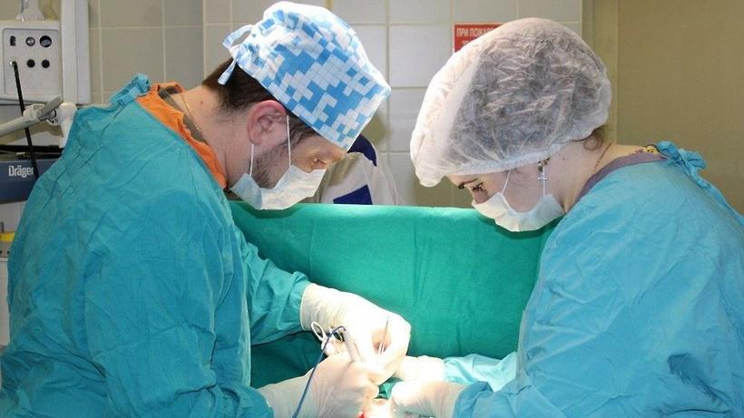 В Балашихе провели 450 лапароскопических операций пациенткам с раком эндометрия в 2020 г