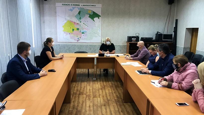 Общественный совет по паркам поселка Малаховка организовали в Люберцах