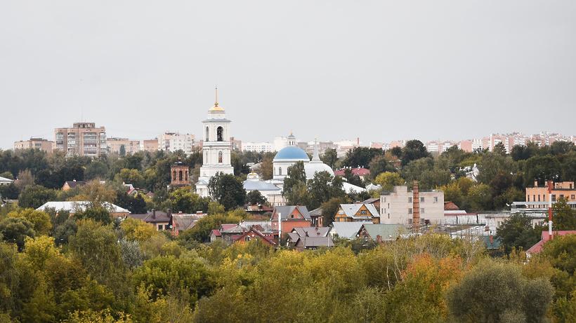 Жителей и гостей Серпухова пригласили посмотреть, каким был город в XIX веке