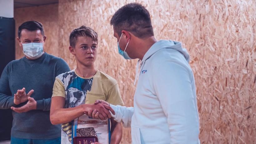 16‑летний подросток получил медаль за спасение утопающего мальчика в Жуковском