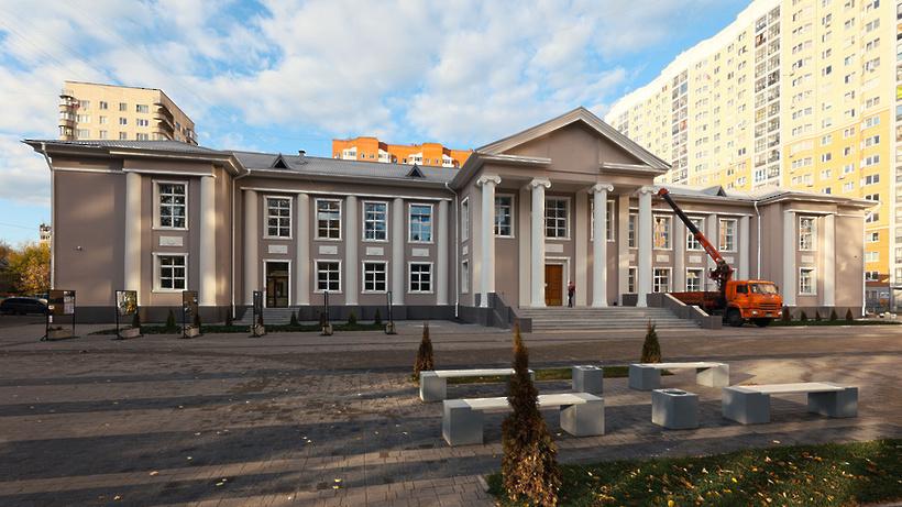Дворец культуры в Балашихе планируют ввести в эксплуатацию в декабре
