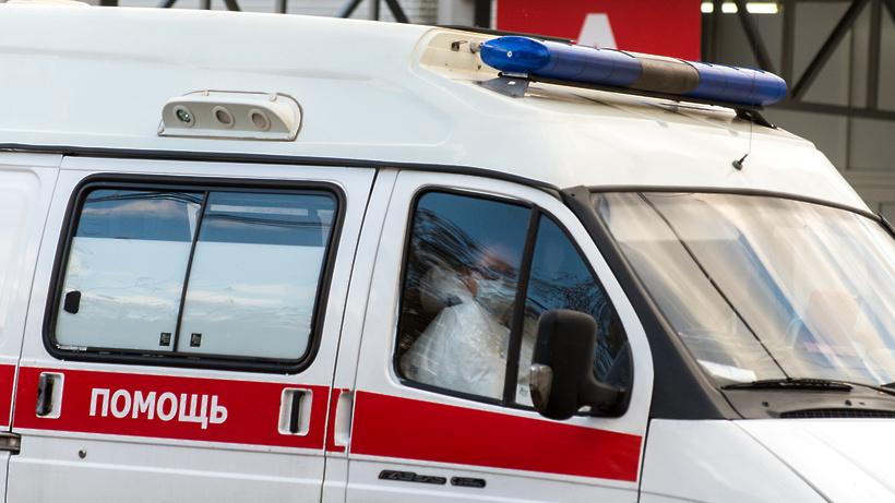 Три человека пострадали в ДТП с участием грузовика и автобуса в Подмосковье