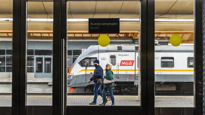 ЦППК уравняет билеты до станций Взлетная и Авиационная Павелецкого направления МЖД