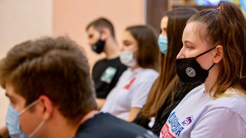 130 волонтеров помогают жителям Люберец во время пандемии