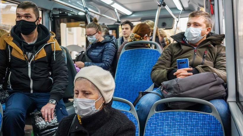 Компенсационные автобусы запустят вдоль Савеловского направления МЖД