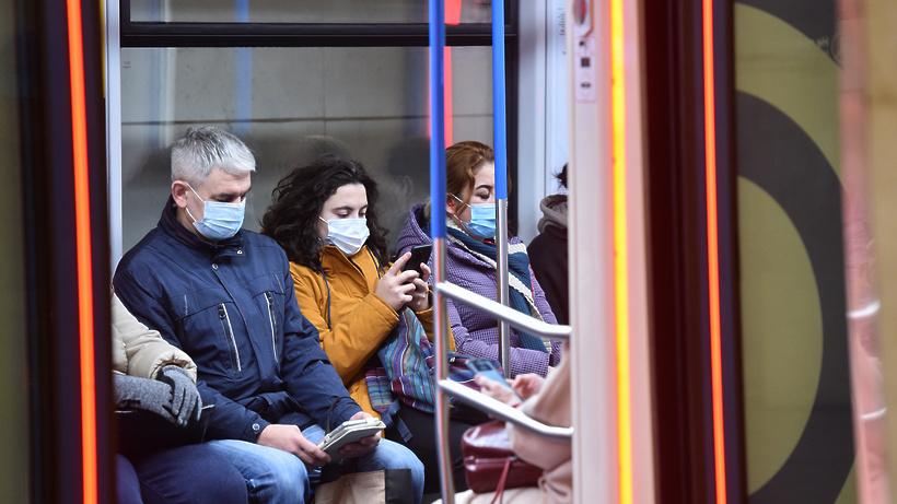 Пассажиропоток Московского метрополитена восстановился на 77%