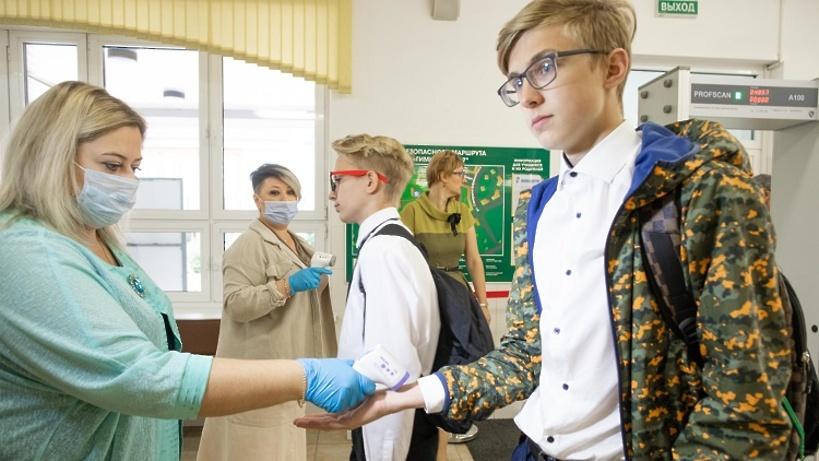 Школы Подольска заработали в штатном режиме после двухнедельных каникул