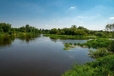 Сброс стоков в реку Клязьму выявили в Мытищах