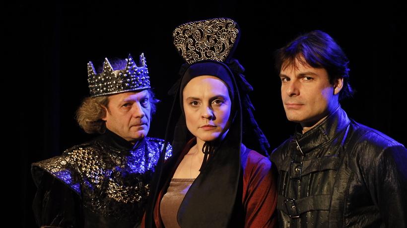 Премьера спектакля «Гамлет» пройдет в театре «ФЭСТ» Мытищ 26–29 ноября